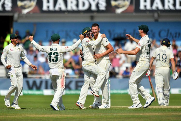 Josh Hazlewood Ashes 2019 England Australia