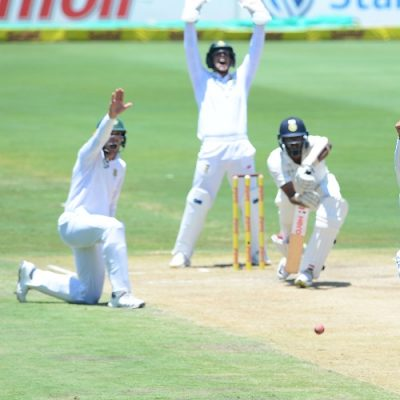 Keshav Maharaj India South Africa