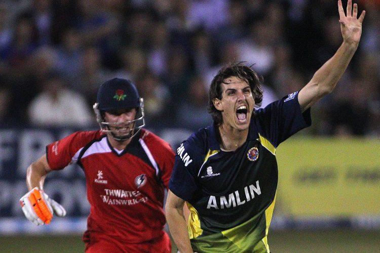 Essex Lancashire England domestic T20