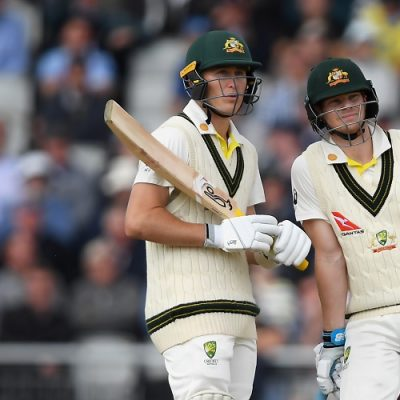 Marnus Labuschagne Steven Smith England Australia Ashes 2019