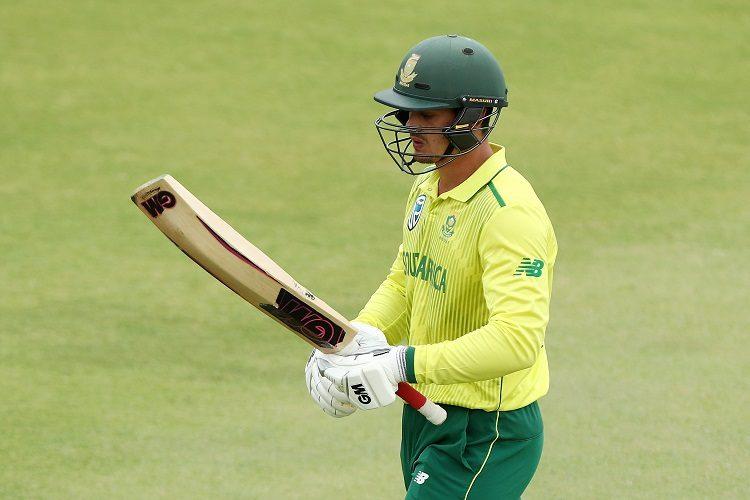 Quinton de Kock South Africa
