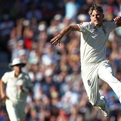 Sam Curran England Australia Ashes 2019