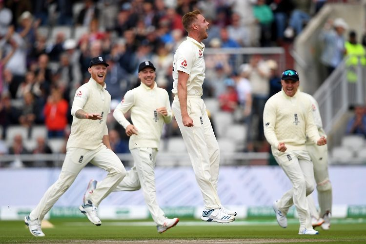 Stuart Broad England Australia Ashes 2019