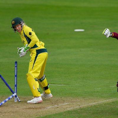 West Indies Australia Women Alyssa Healy