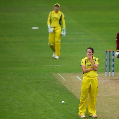 West Indies Australia Women Megan Schutt