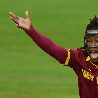 Deandra Dottin West Indies Women