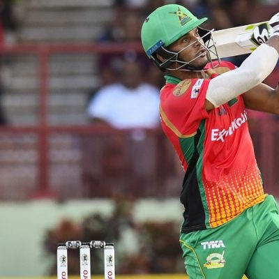 Brandon King Guyana Amazon Warriors Caribbean Premier League CPL 2019