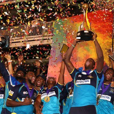 Barbados Tridents CPL Caribbean Premier League 2019