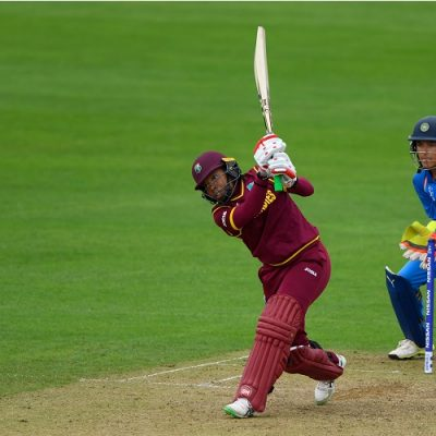 Chedean Nation West Indies India Women