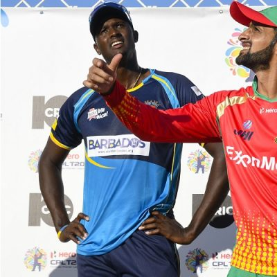 Jason Holder Shoaib Malik Guyana Amazon Warriors Barbados Tridents Caribbean Premier League CPL 2019