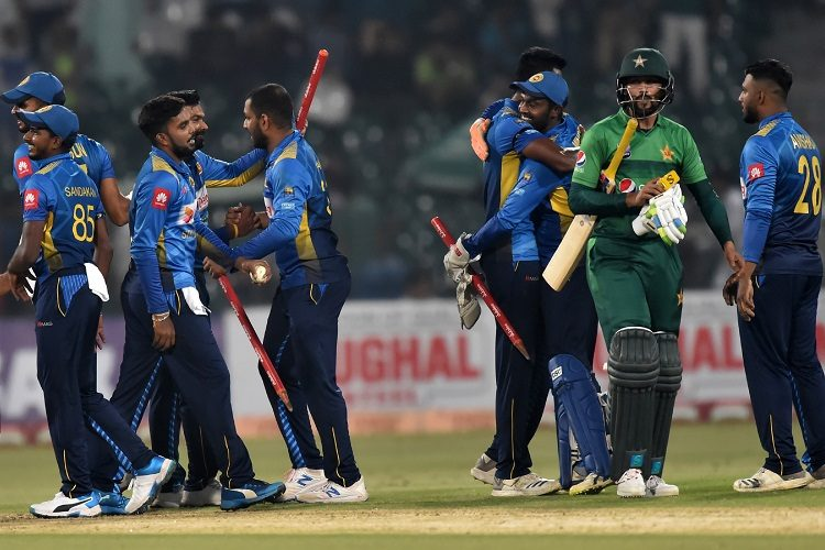 Sri Lanka Pakistan
