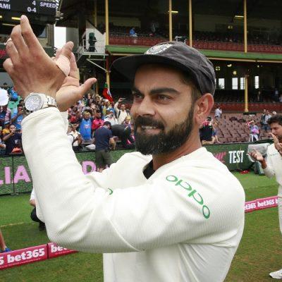 Virat Kohli India Test