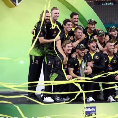 Australia Pakistan T20I 2019-20