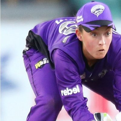 Emily Smith Hobart Hurricanes WBBL 2019