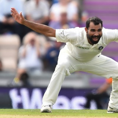 Mohammed Shami India