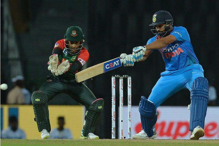 Mushfiqur Rahim Rohit Sharma India Bangladesh