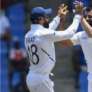 Mohammed Shami Virat Kohli India