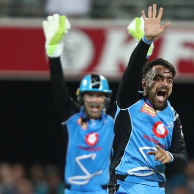 Rashid Khan Adelaide Strikers BBL