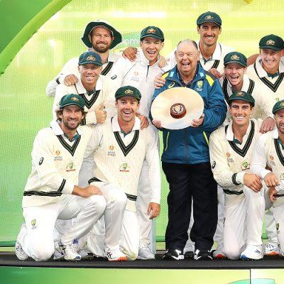 Australia Test Pakistan