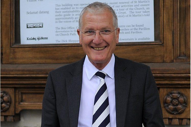Bob Willis England