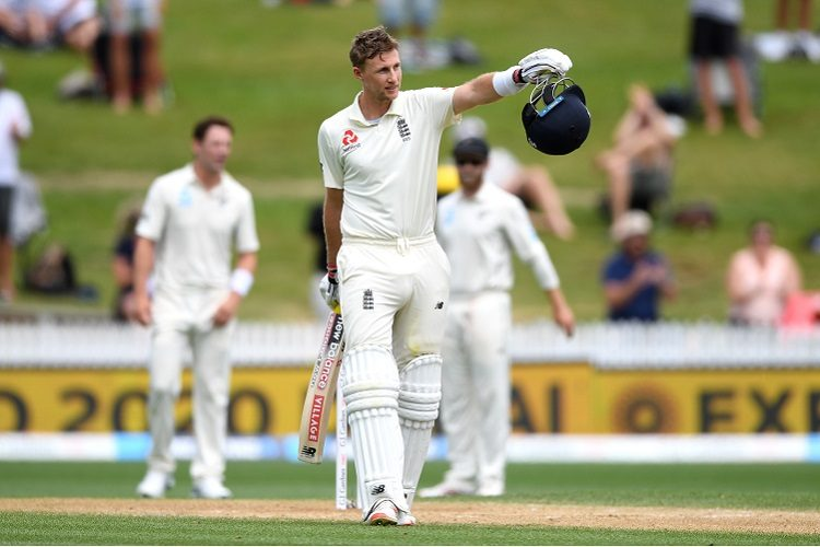 Joe Root England New Zealand