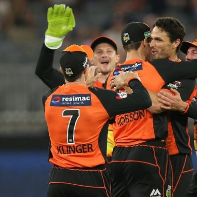 Nathan Coulter-Nile Perth Scorchers BBL