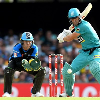 AB de Villiers Adelaide Strikers Brisbane Heat
