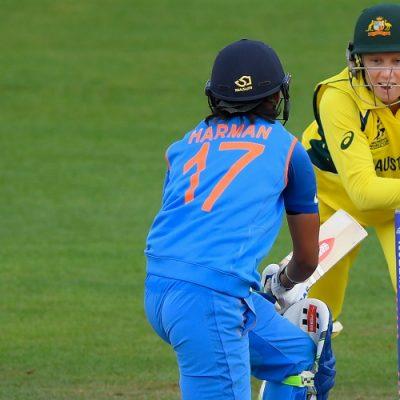 Alyssa Healy Australia India Women