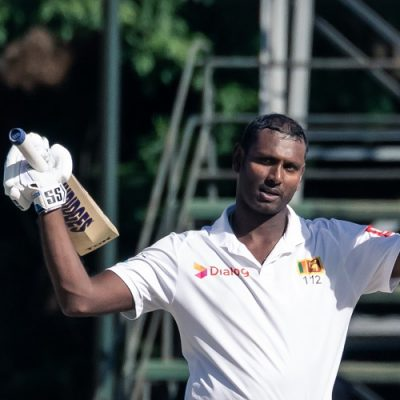Angelo Mathews Sri Lanka