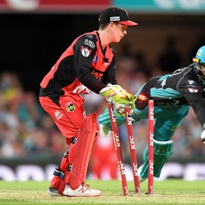 Melbourne Renegades Brisbane Heat