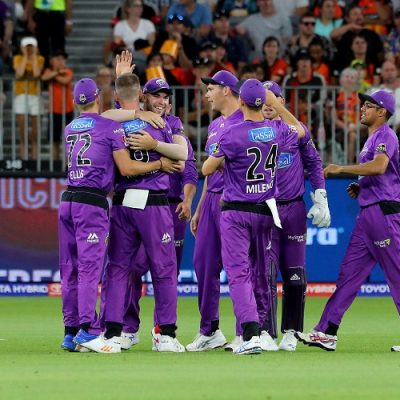 Caleb Jewell Perth Scorchers Hobart Hurricanes