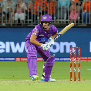 David Miller Hobart Hurricanes Perth Scorchers