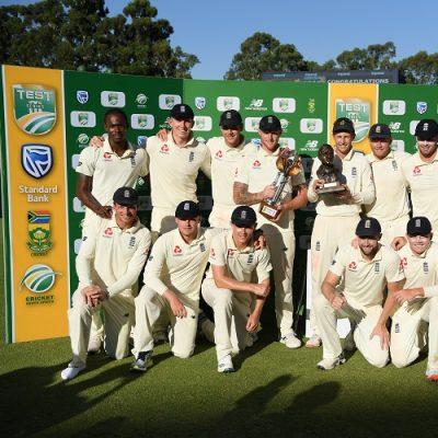 England South Africa Basil D'Oliveira Trophy