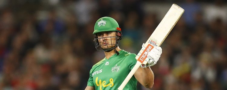 Marcus Stoinis Melbourne Stars BBL