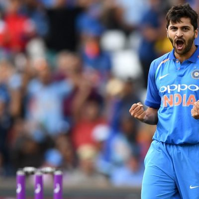 Shardul Thakur India
