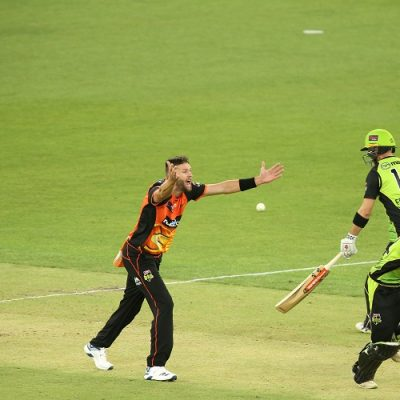 Sydney Thunder Perth Scorchers
