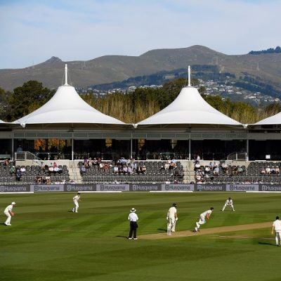 Hagley Oval Christchurch New Zealand