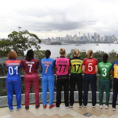 ICC Women's T20 World Cup 2020 captains