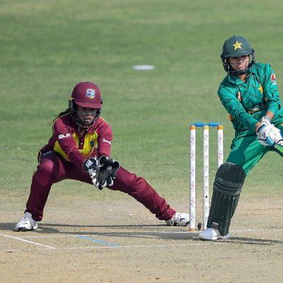 Nida Dar Pakistan West Indies Women