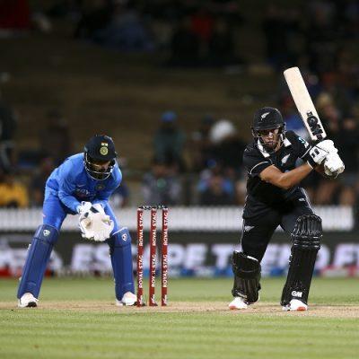 Ross Taylor India New Zealand
