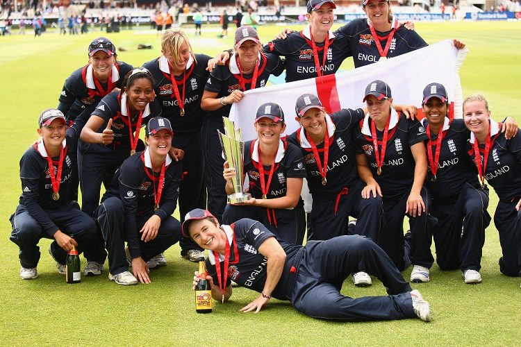 Women's T20 World Cup 2009 England