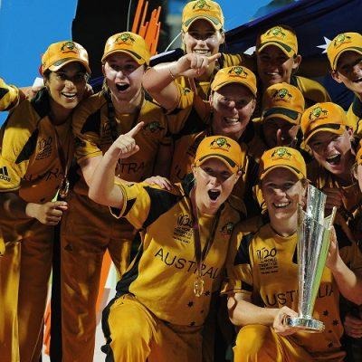 Women's T20 World Cup 2010 Australia