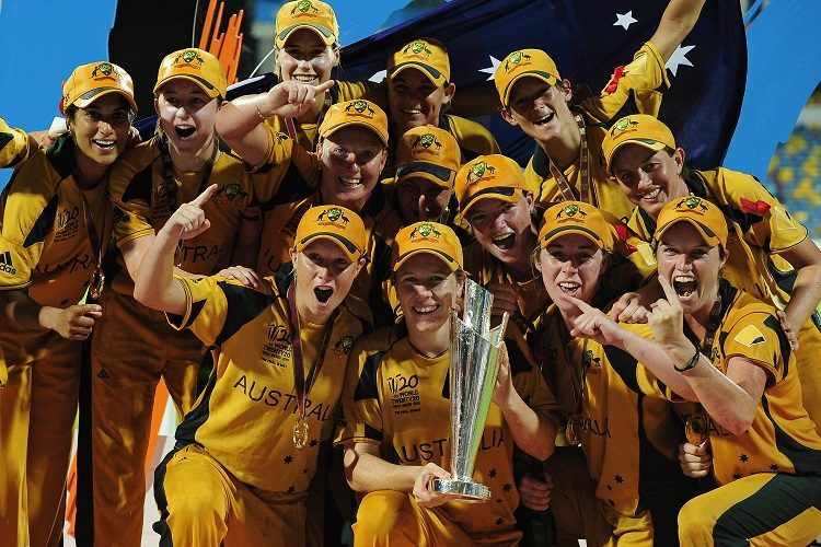 Women's T20 World Cup 2010 Australia