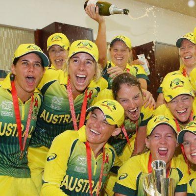Women's T20 World Cup 2014 Australia