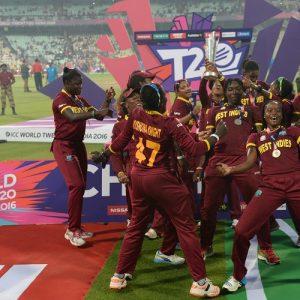 Women's T20 World Cup 2016 West Indies