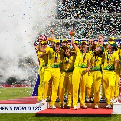Women's T20 World Cup 2018 Australia