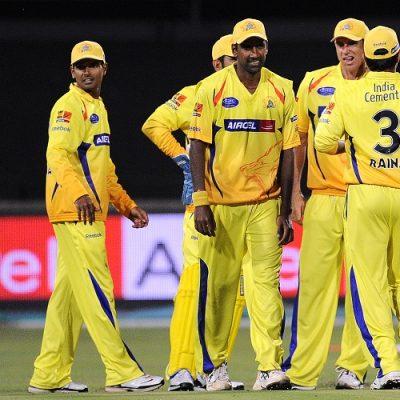 IPL 2010 Chennai Super Kings