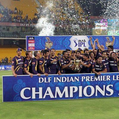 IPL 2012 Kolkata Knight Riders