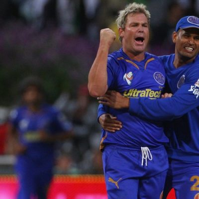 IPL 2008 2009 Rajasthan Royals Shane Warne Yusuf Pathan