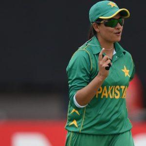 Sana Mir Pakistan Women